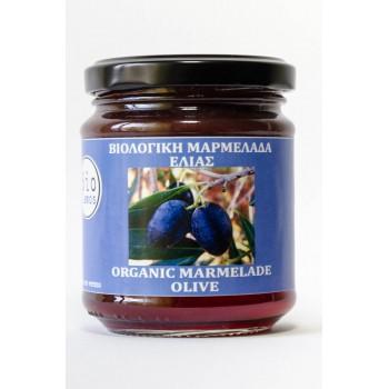 Βιολογική μαρμελάδα ελιάς