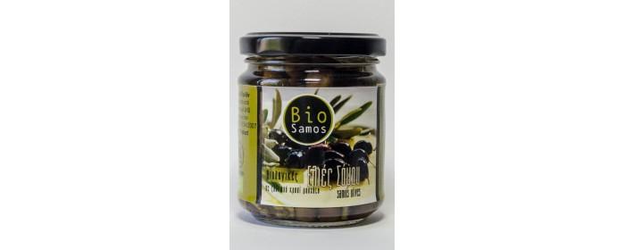 Βιολογικές ελιές Σάμου